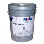 Engine lubricants  Mobil gear SHC 220