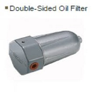 Oil filter  double-sided ISHAN PR