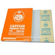Abrasive paper   CAPTAIN (Made in Thailan)