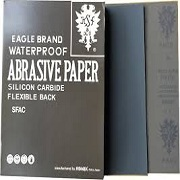 Abrasive paper   KOVAX (Made in Japan) (Dry Paper)