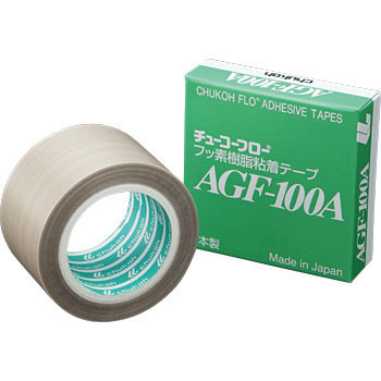 Teflon Glass Cloth Tape Chukoh AGF-100A