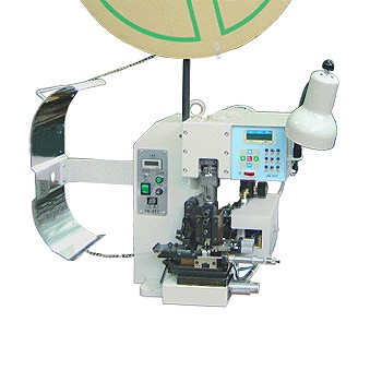 Semi-automatic stripping, crimping machine  FE-2TCS