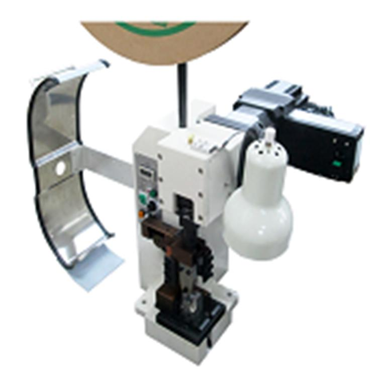 Semi-automatic terminal crimping machine - strong type/servo motor FE-5TS
