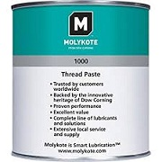 High temperature grease MOLYKOTE 1000 PASTE