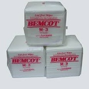 Cleanroom wipes Bemcot M3