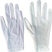 Elastic gloves